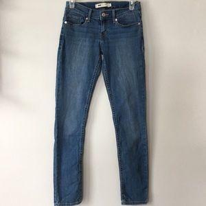Levi's 524 Skinny Jeans Women's Size 1
